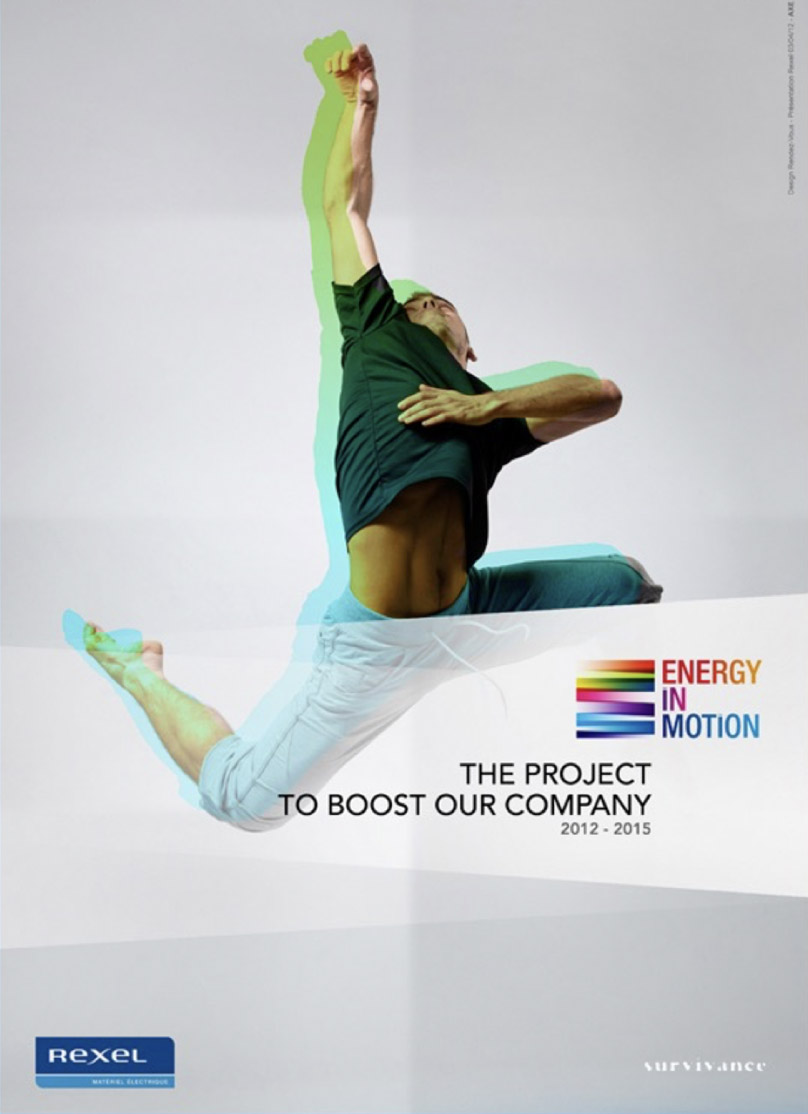 Groupe Rexel – Energy in Motion